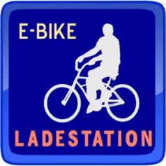 E Bike Station - Tonis Baurerncafe